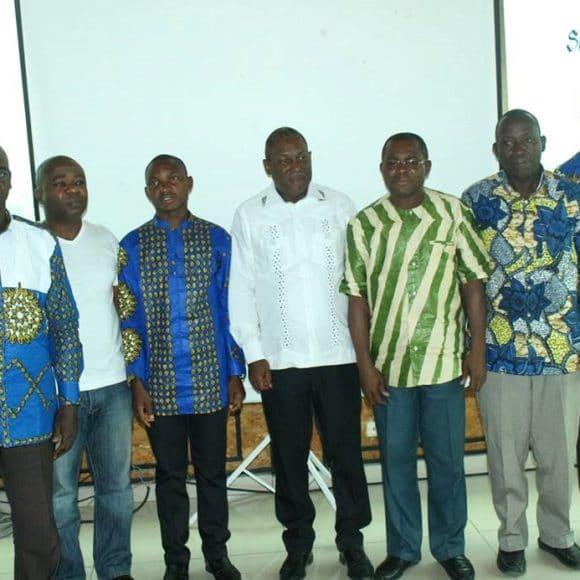 La CADO présente au lancement officiel de l'ONG SDH (Santé Développement Humanitaire)